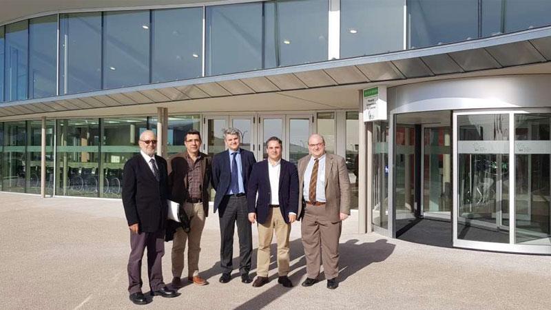 Fundesalud y el CCMI 'Jesús Usón' acuerdan desarrollar actividades de investigación y formación