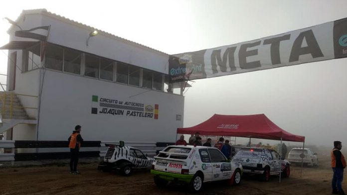 Jerez de los Caballeros da el pistoletazo de salida al regional de Autocross