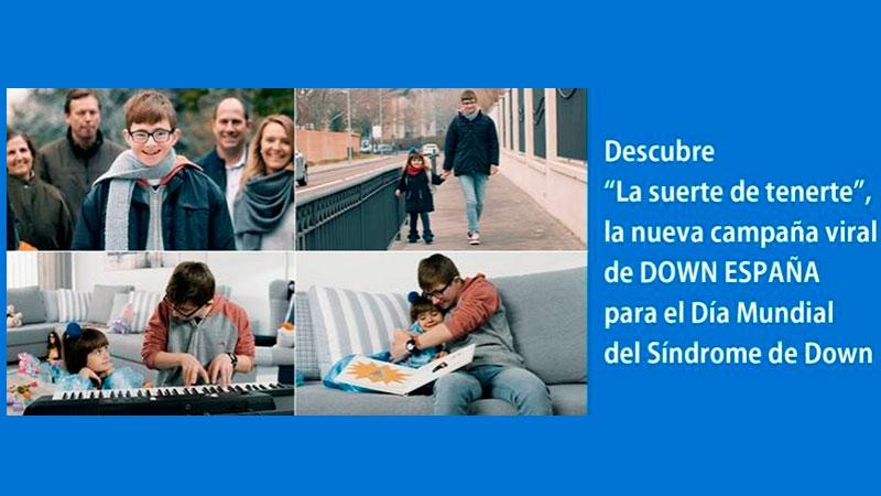 El Día mundial del síndrome de Down se celebra el 21 de marzo con múltiples actividades