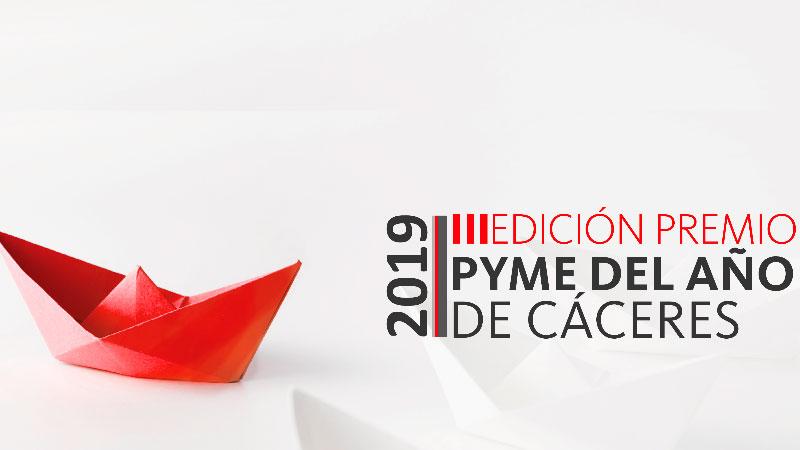 Banco Santander y la Cámara de Comercio de Cáceres convocan el Premio Pyme del Año 2019
