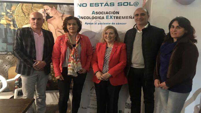 La Asociación Oncológica Extremeña inaugura su delegación en Zafra
