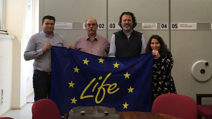 La Diputación de Badajoz promoverá la implantación de cubiertas vegetales y ajardinamientos verticales