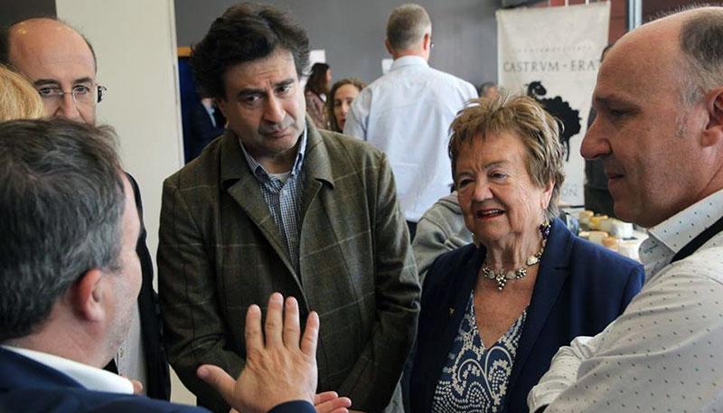 Todo un exitazo la primera edición del Congreso 'Gastro Experiencias Extremadura'