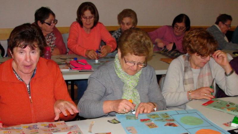 El grupo de acción local del Valle del Jerte promueve el envejecimiento activo