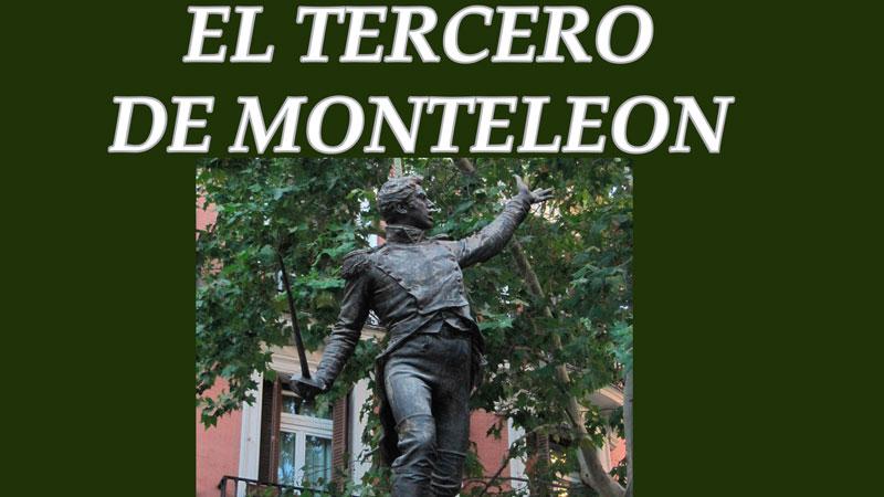 José Antonio Ramos presenta su novela histórica 'El tercero de Monteleón'