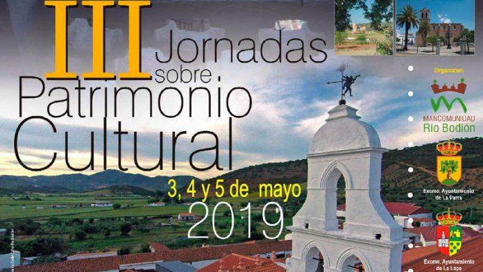 La Parra y La Lapa acogerán las III Jornadas sobre patrimonio cultural de la Mancomunidad Río Bodión