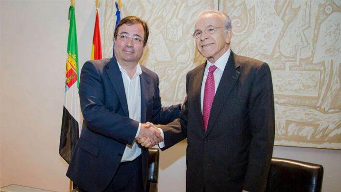 La Junta de Extremadura y La Caixa amplían su colaboración en materia de acción social y cultural