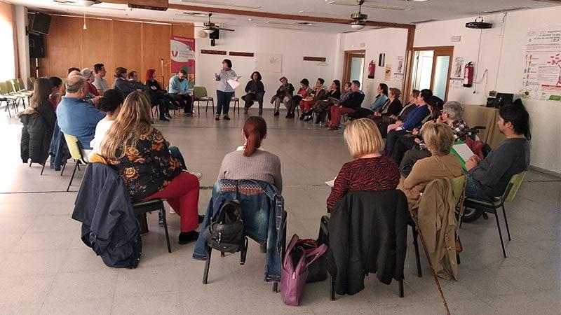 La Plataforma del Voluntariado de Mérida renueva sus estatutos