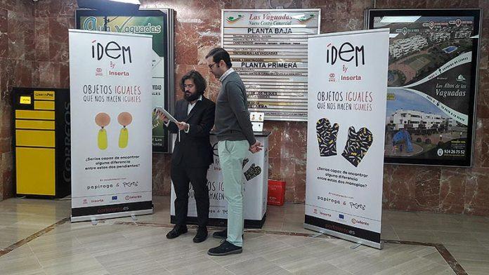 Fundación ONCE presenta la campaña 'IDEM, objetos iguales que nos hacen iguales'