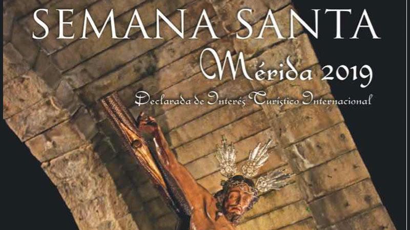 El Cristo de los Remedios protagoniza el cartel de la Semana Santa de Mérida