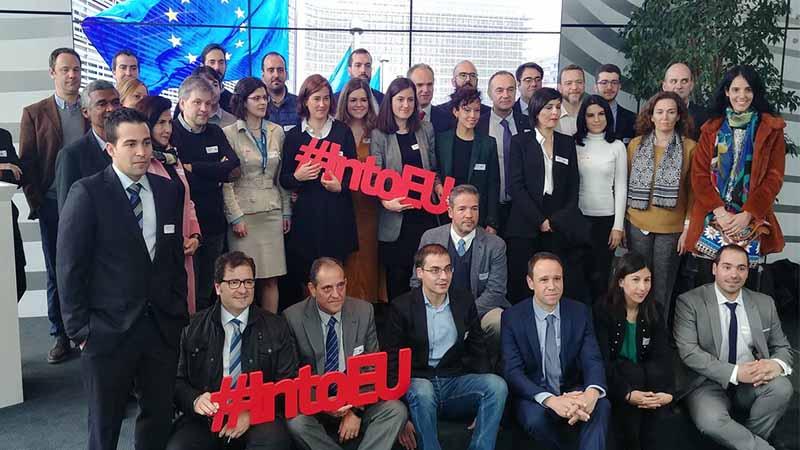 La Oficina de Extremadura en Bruselas promueve la captación de fondos europeos para I+D+i