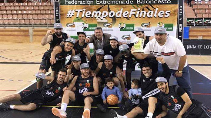 El Grupo Preving BCB gana la liga de Primera Nacional de baloncesto