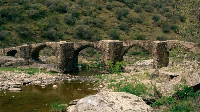 La Puente Mocha. Grada 132. Historia