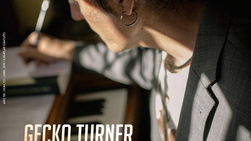 Gecko Turner. Soul 'afromeño' desde Extremadura. Grada 133. Portada