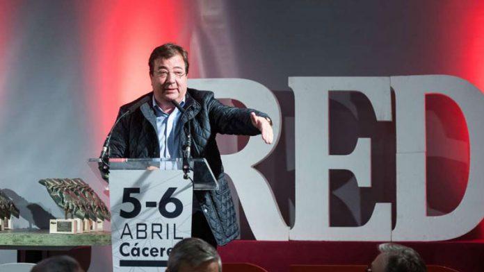 La Gala Red Empresarial de Cáceres congrega a 400 asistentes