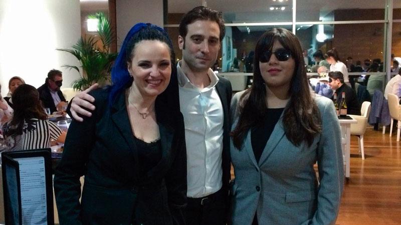 El Gran Hotel Casino de Badajoz acoge una nueva 'Cena a ciegas'