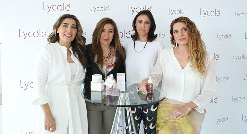 Alejandra Osborne presenta la nueva línea de cosméticos naturales con licopeno de Lycolé