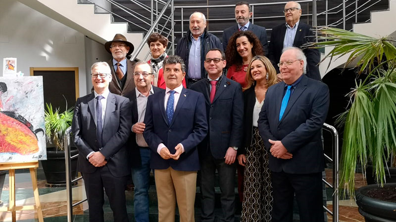Casi un centenar de vinos Ribera del Guadiana concurren a los Premios Espiga de Vino de Caja Rural de Extremadura