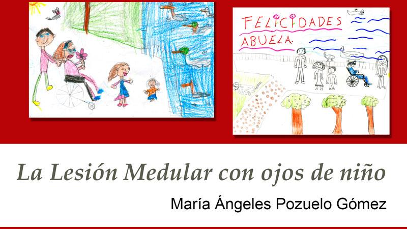 María Ángeles Pozuelo Gómez publica un libro sobre la lesión medular