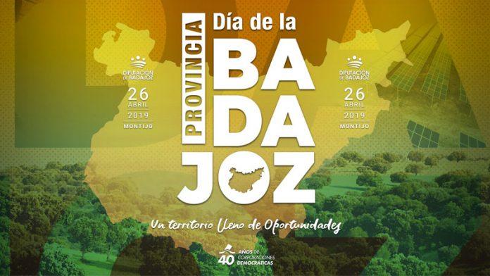 Montijo acoge la celebración del 'Día de la Provincia' en la conmemoración de los 40 años de ayuntamientos democráticos