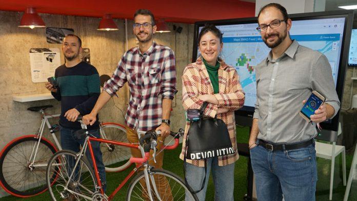 La Diputación de Badajoz medirá la calidad del aire con dispositivos en bicicletas y mochilas