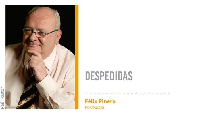 Despedidas. Grada 134. Félix Pinero