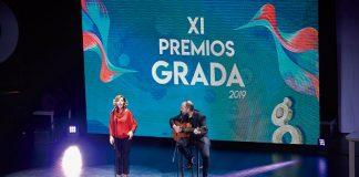Premios Grada 2019. Actuaciones. Grada 134