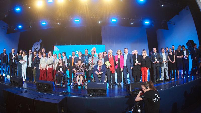 La Fundación Primera Fila organiza una nueva gala de entrega de los Premios Grada