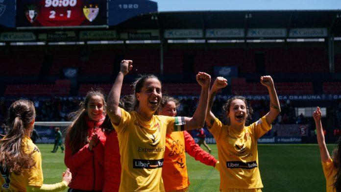 El Santa Teresa disputará la final por el ascenso a la Liga Iberdrola de fútbol femenino