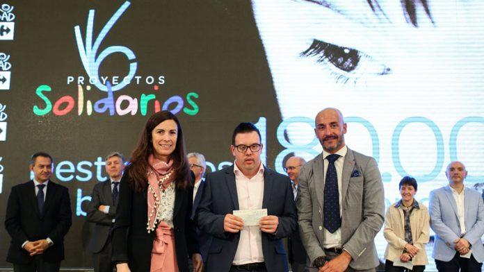 Carrefour y su Fundación donan 30.000 euros a Down Cáceres