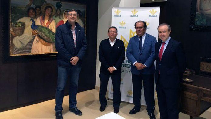 Caja Rural de Extremadura renueva su compromiso con el baloncesto extremeño