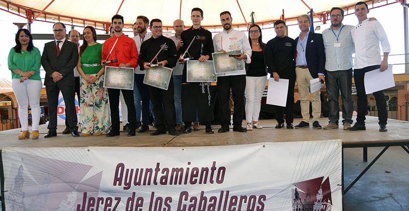 Concluye una exitosa edición del Salón del Jamón Ibérico en Jerez de los Caballeros