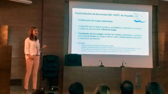 Aqualia participa en una jornada de la Universidad de Extremadura sobre normas de calidad en las empresas