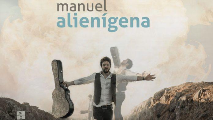 Manuel Alienígena presenta su primer disco en solitario