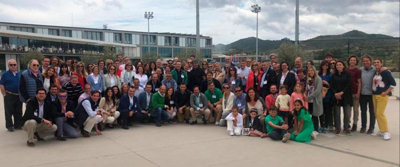La Asociación Extremeña de la Empresa Familiar participa en un encuentro nacional en Mallorca