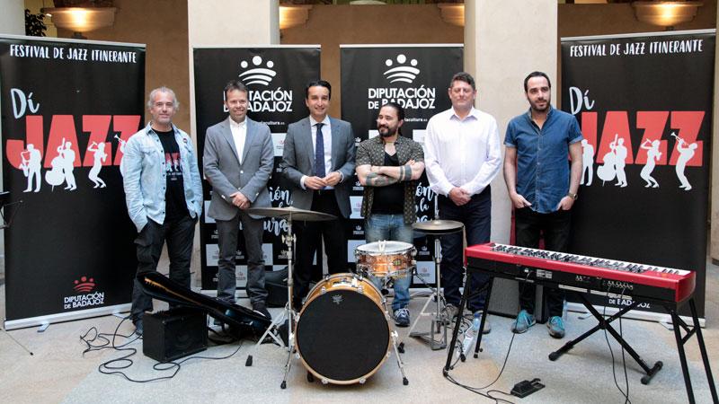 El festival itinerante 'DíJazz' celebra su segunda edición con una docena de conciertos