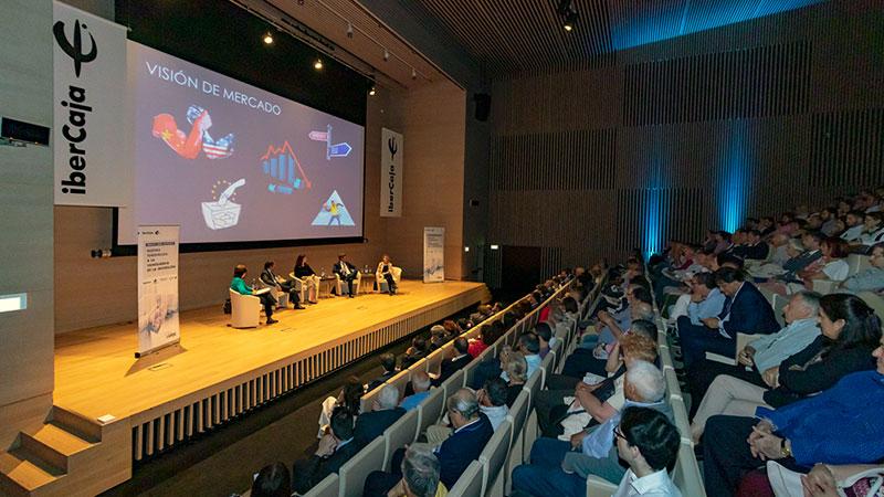Ibercaja organiza una jornada sobre inversión en Badajoz