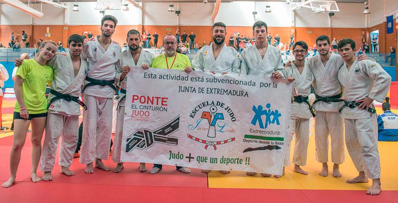 El Judo Club Javier Linde asciende a Primera División