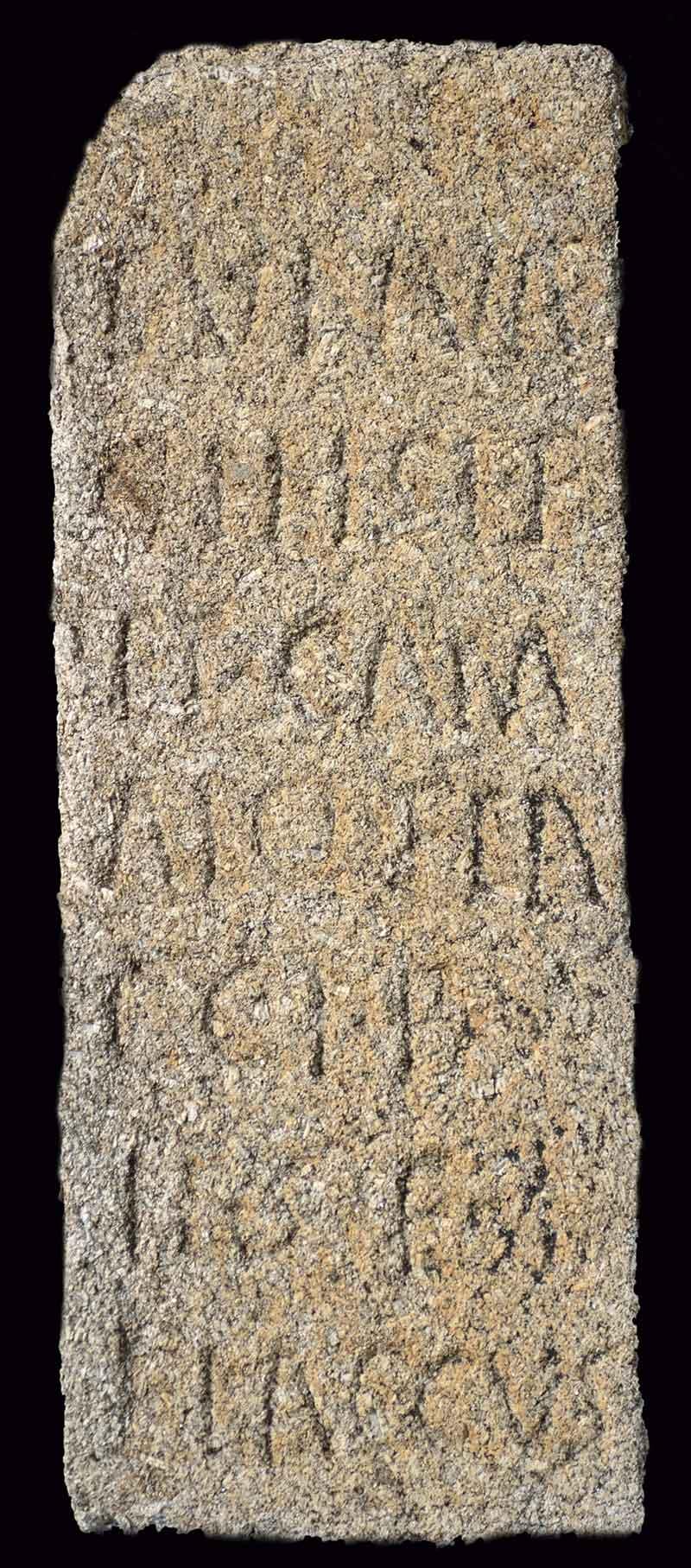 Los nombres de nuestros antepasados: Camalo. Grada 134. Arqueología