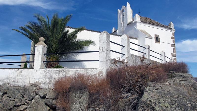 Ermita del Calvario de Torreorgaz. Grada 134. Historia
