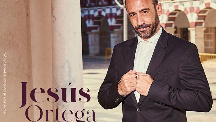 Jesús Ortega. Nacido para bailar. Grada 135. Portada