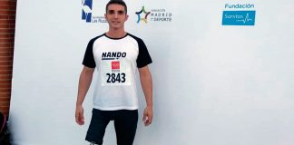 Fernando Robles. Vida nueva, vida plena. Grada 135. Primera fila