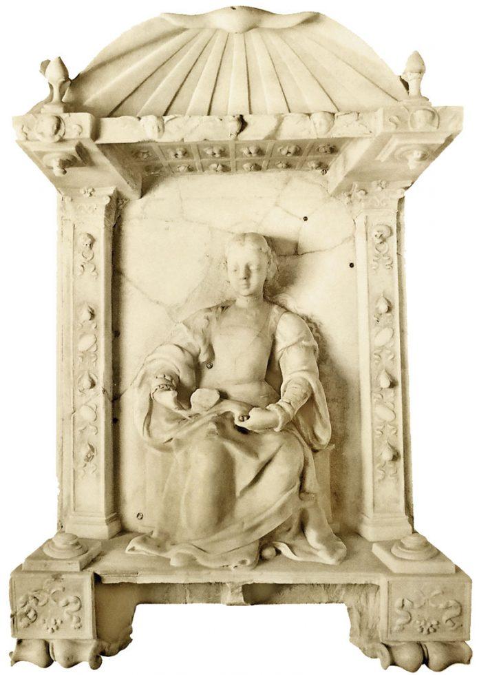 Nicolau Chanterene, um insigne escultor do Renascimento ibérico. Grada 135. A fronteira