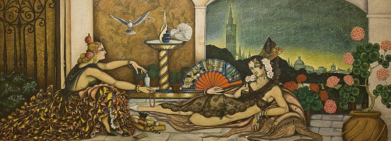 'Carmen', de Antonio Juez. Arte