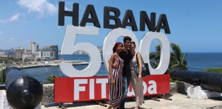 La Habana cumple 500 años. Grada 135. Viajes