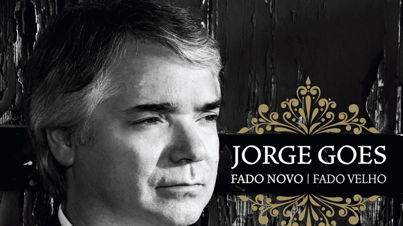 Jorge Goes presenta su tercer trabajo discográfico, 'Fado novo, fado velho'