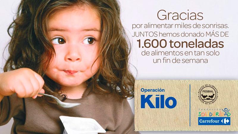 Carrefour y su Fundación donan 38.000 kilogramos de alimentos a familias en situación de emergencia social de Extremadura