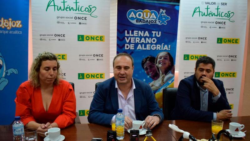 El teatro y actividades acuáticas protagonizan la Semana de la ONCE de Extremadura