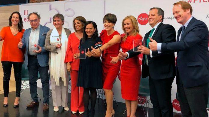 Fundación Integra entrega la tercera edición de sus premios al voluntariado corporativo