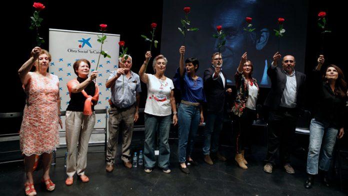 La Caixa desarrolla un proyecto con Blanca Marsillach para involucrar a las personas mayores en las artes escénicas